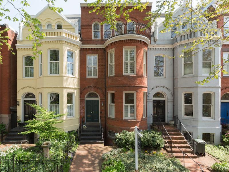 タウンハウス のために 売買 アット Georgetown 1517 28th Street NW Georgetown, Washington, コロンビア特別区 20007 アメリカ合衆国