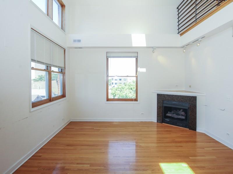 Condominium for Sale at Top Floor Duplex 927 N Noble Street Unit 4 West Town, Chicago, Illinois 60642 United States
