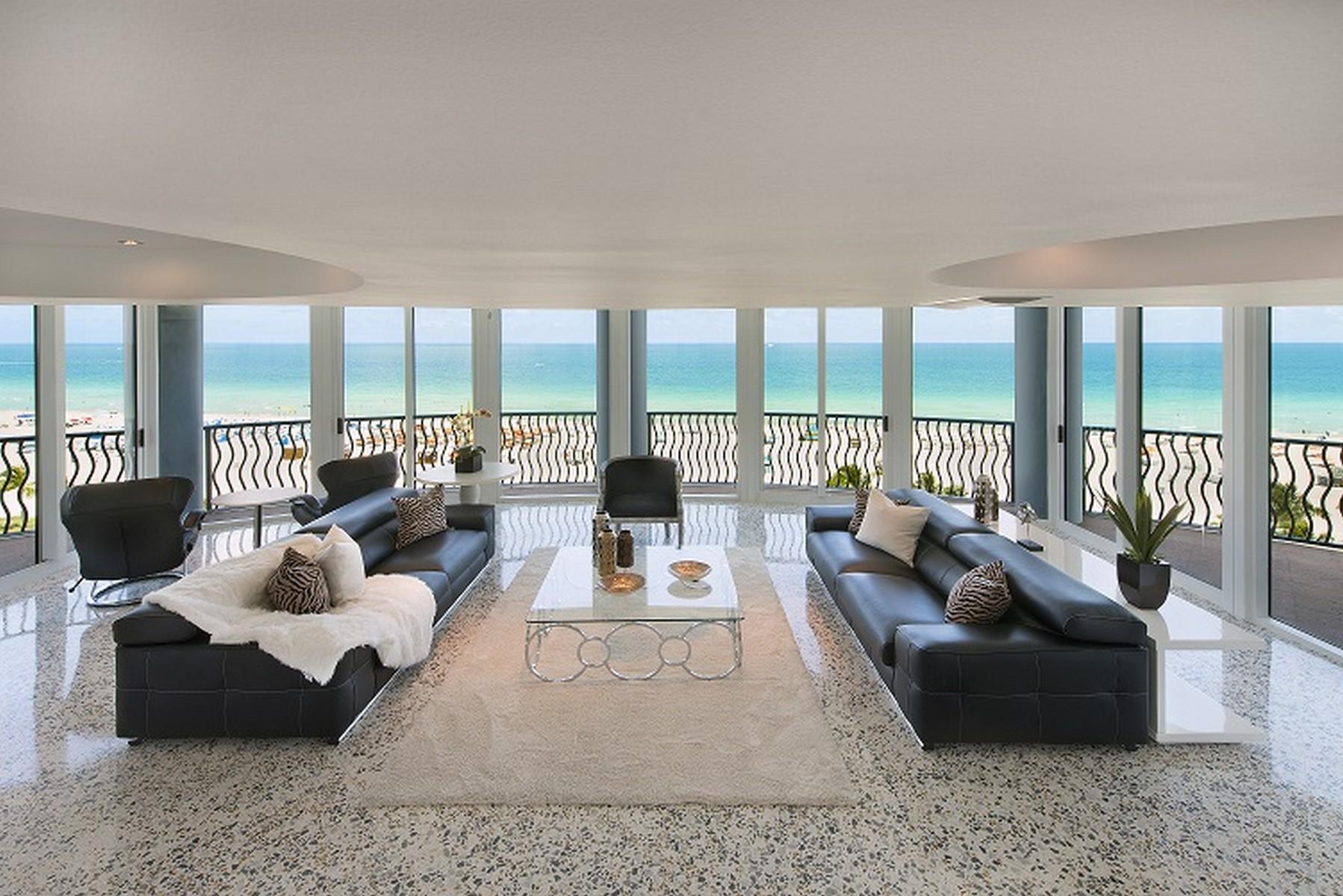 コンドミニアム のために 売買 アット 1500 Ocean Dr # 801/02 Miami Beach, フロリダ 33139 アメリカ合衆国