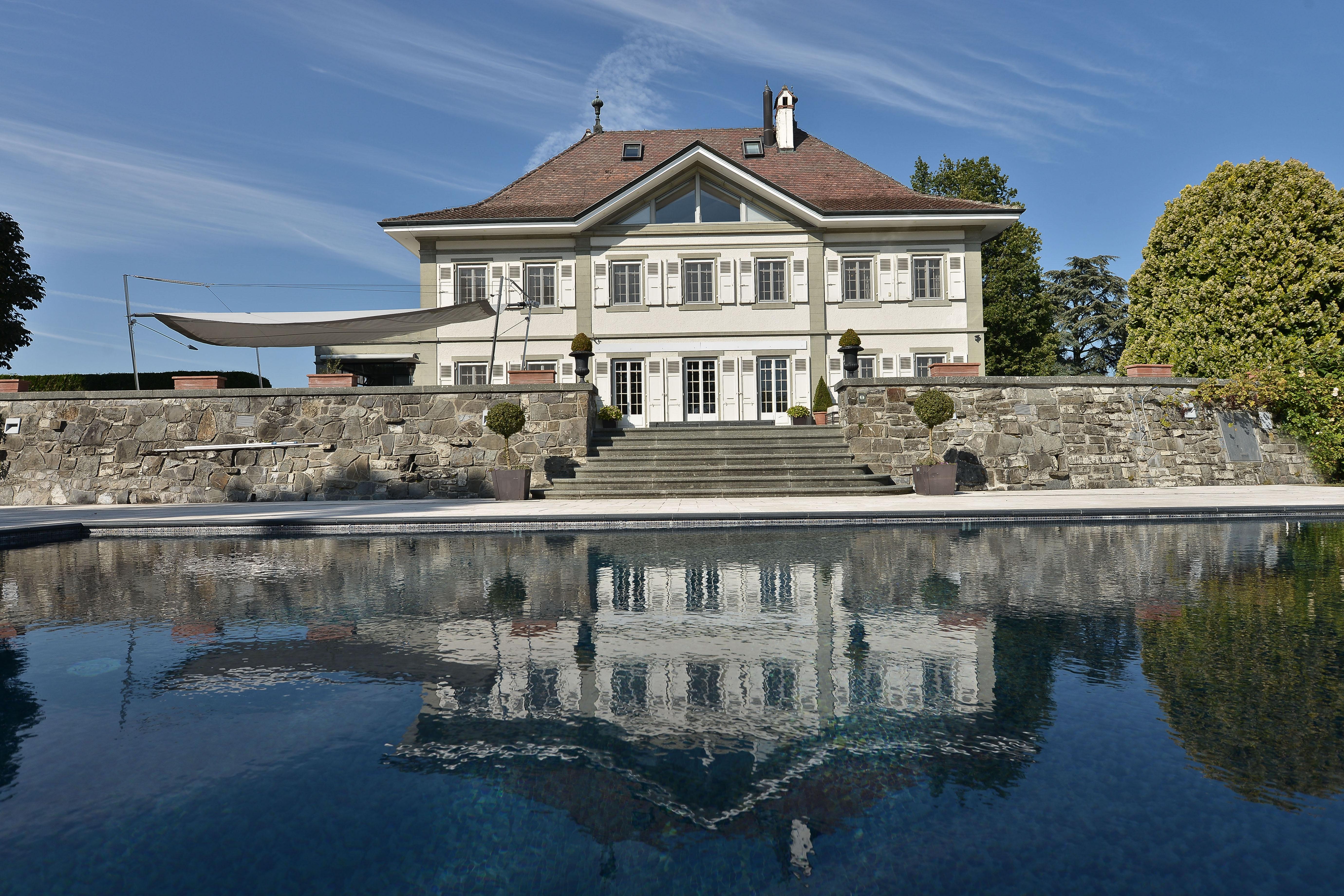 一戸建て のために 売買 アット Domaine la Pierrard Other Vaud, ボー 1113 スイス