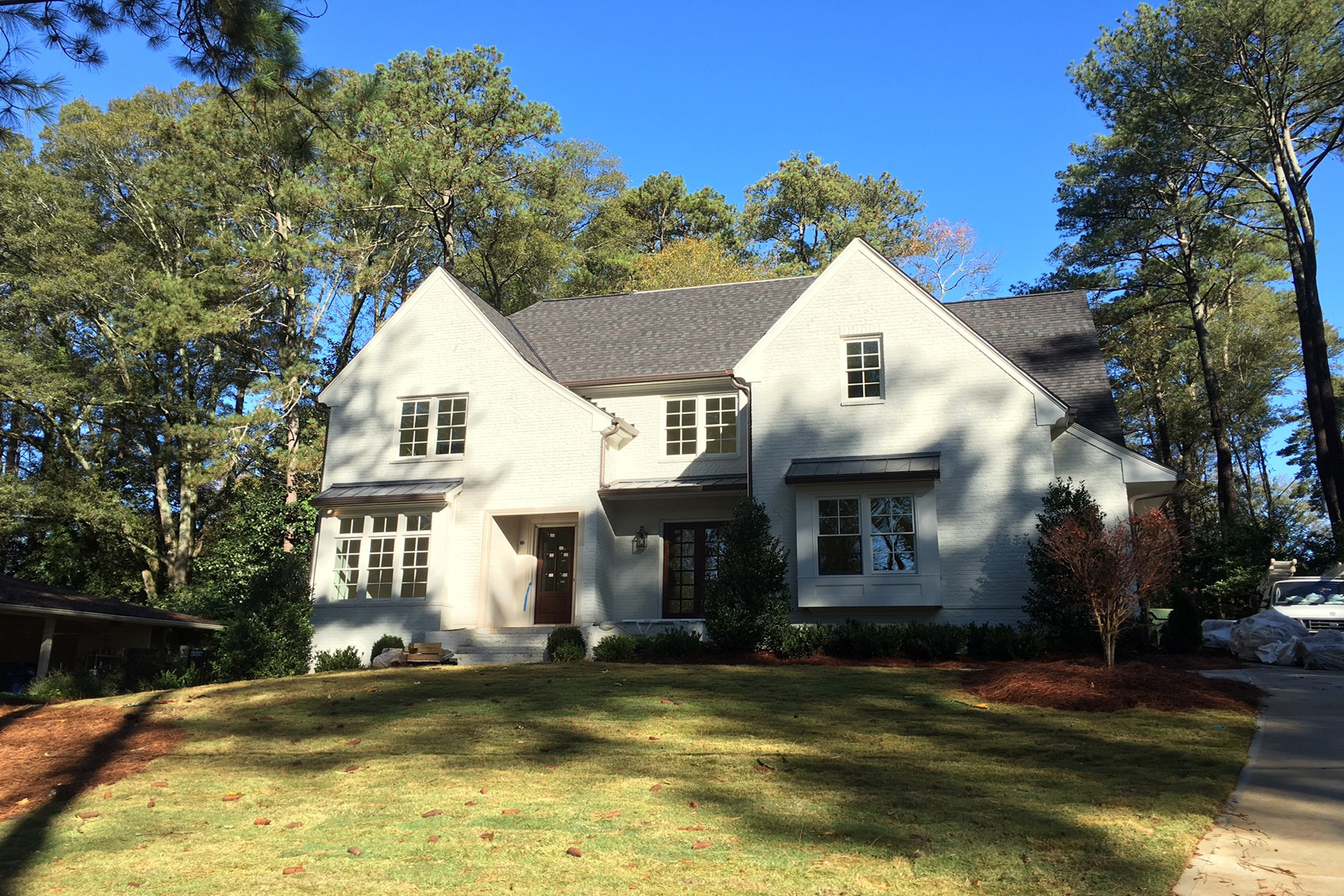 Property For Sale at New Construction Home In Buckhead