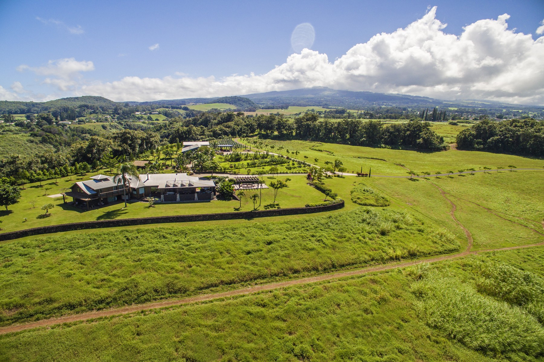 sales property at Pristine 70 Acre Estate - Upcountry Maui