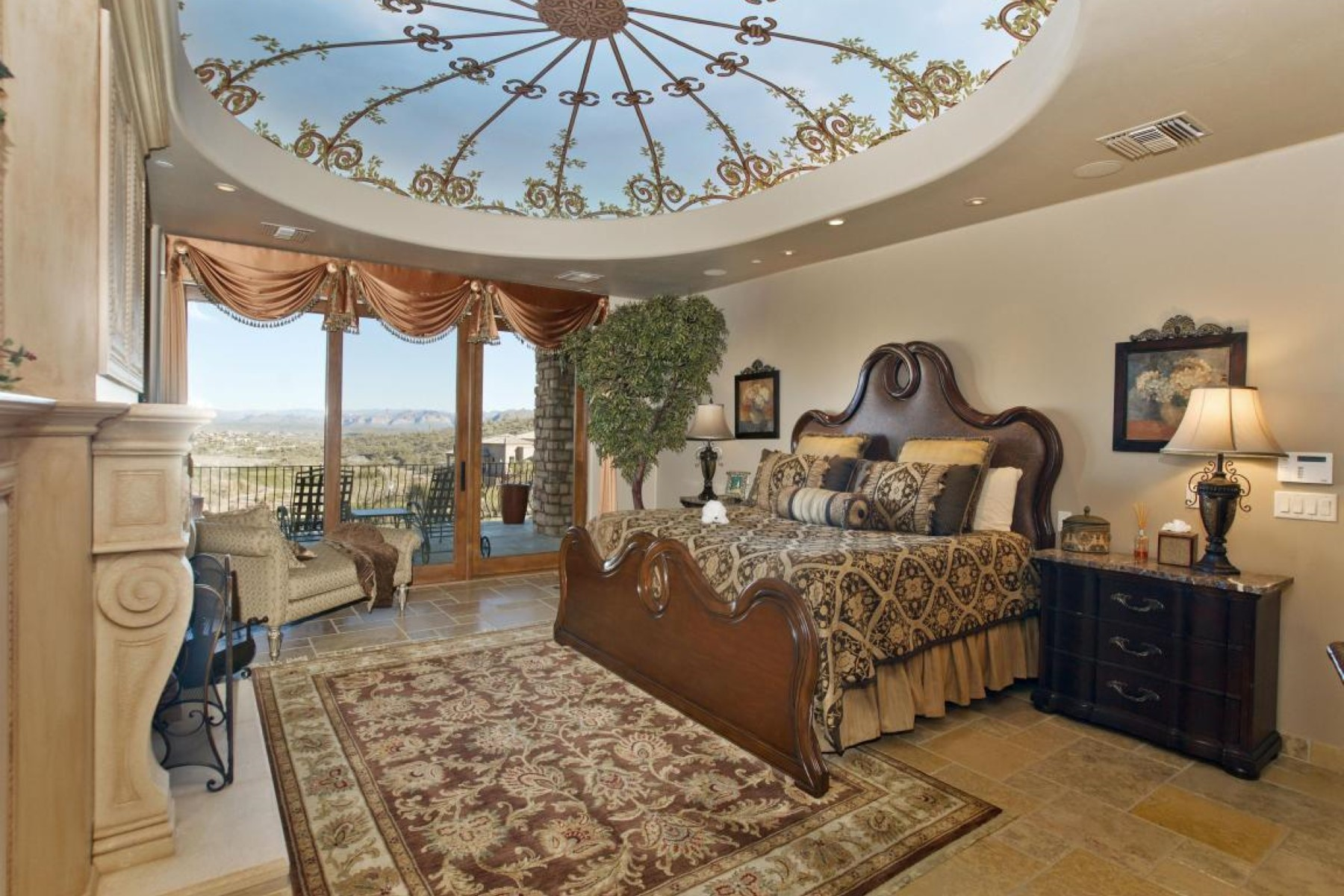 Property Of Sophisticated living in the very prestigious enclave of FireRock Country Club