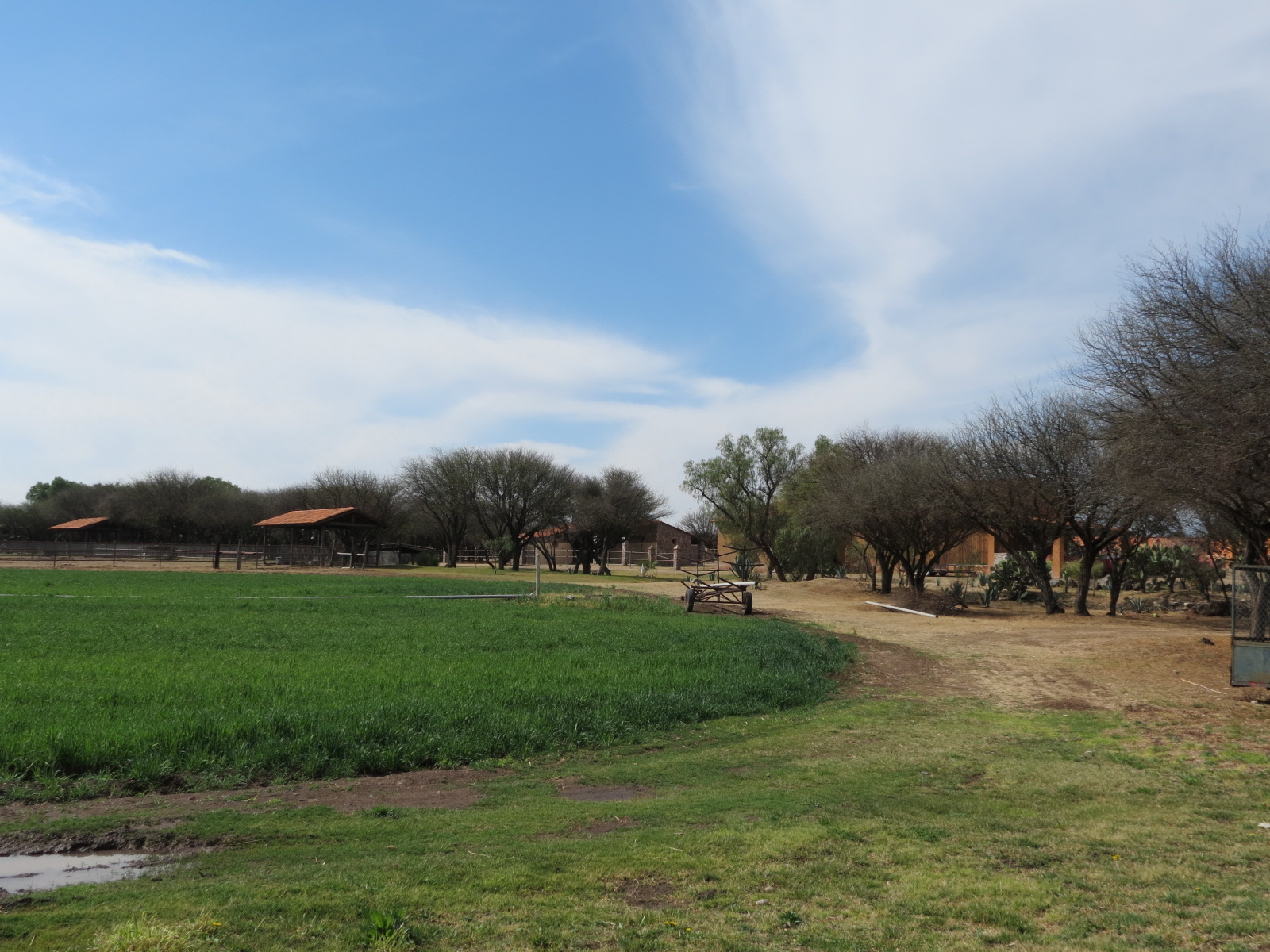 sales property at Rancho de Los Charcos