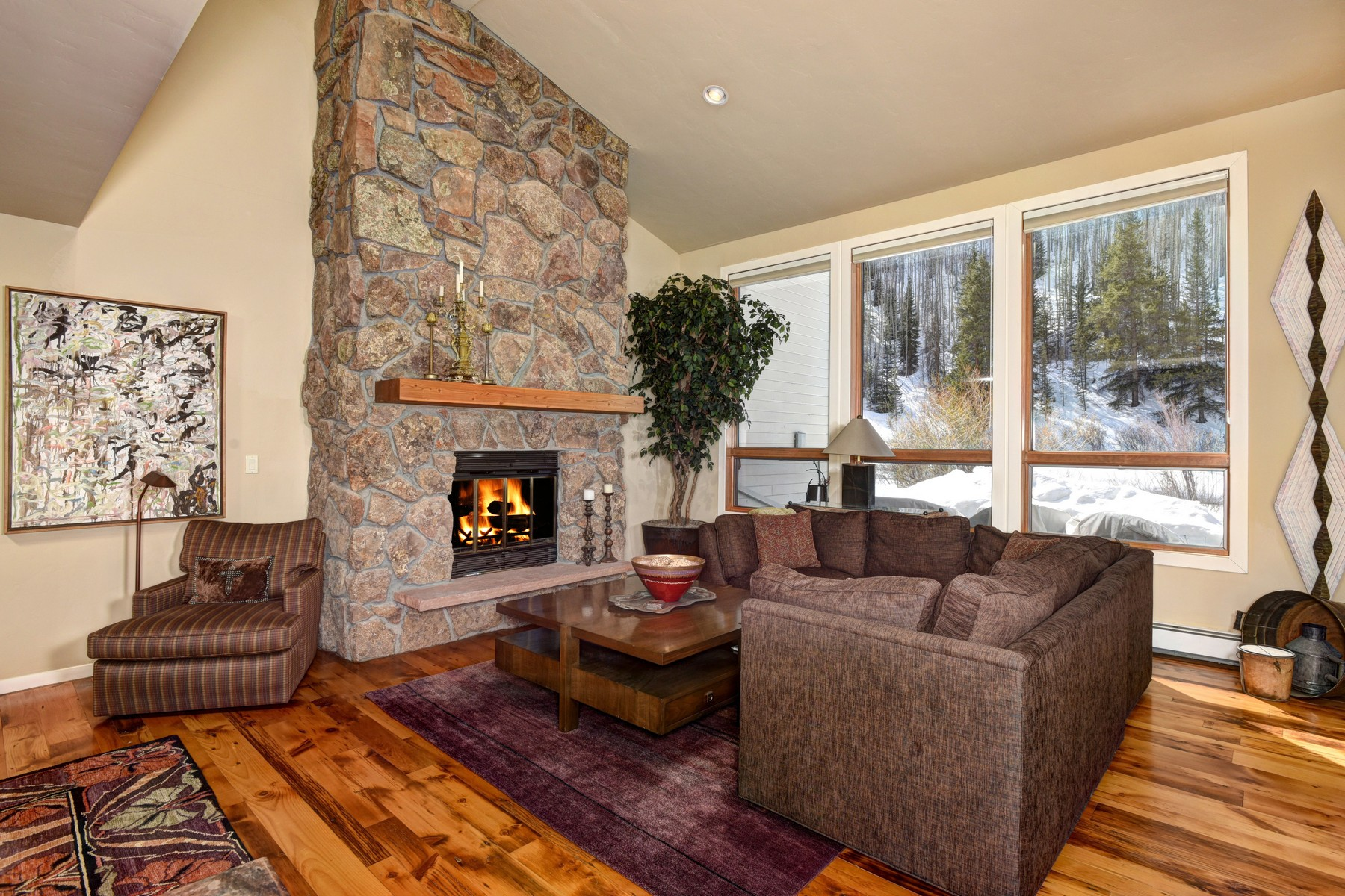 Multi-Family Home for Sale at 2820 Aspen Court B Vail, Colorado, 81658 United States