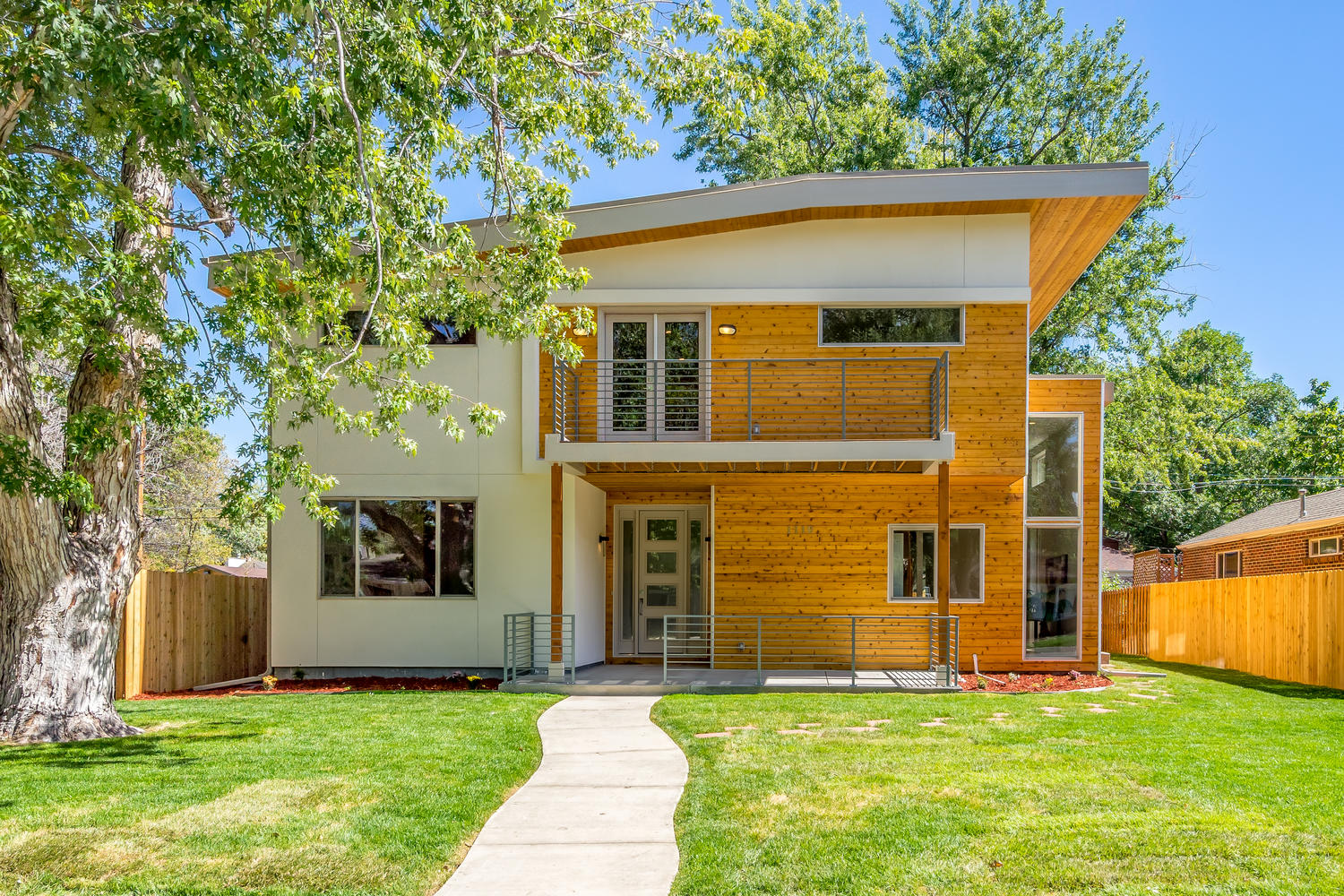 Single Family Home for Sale at Brand new home 2016 1110 Leyden St Montclair, Denver, Colorado, 80220 United States