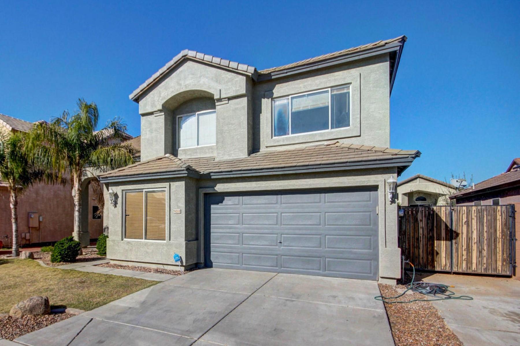 独户住宅 为 销售 在 Outstanding two story Home in the Community of Foothills Paseo 4310 E Cedarwood Ln 菲尼克斯(凤凰城), 亚利桑那州, 85048 美国