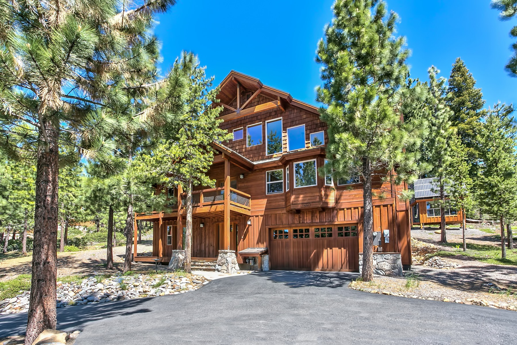 sales property at 13852 Alder Creek Road