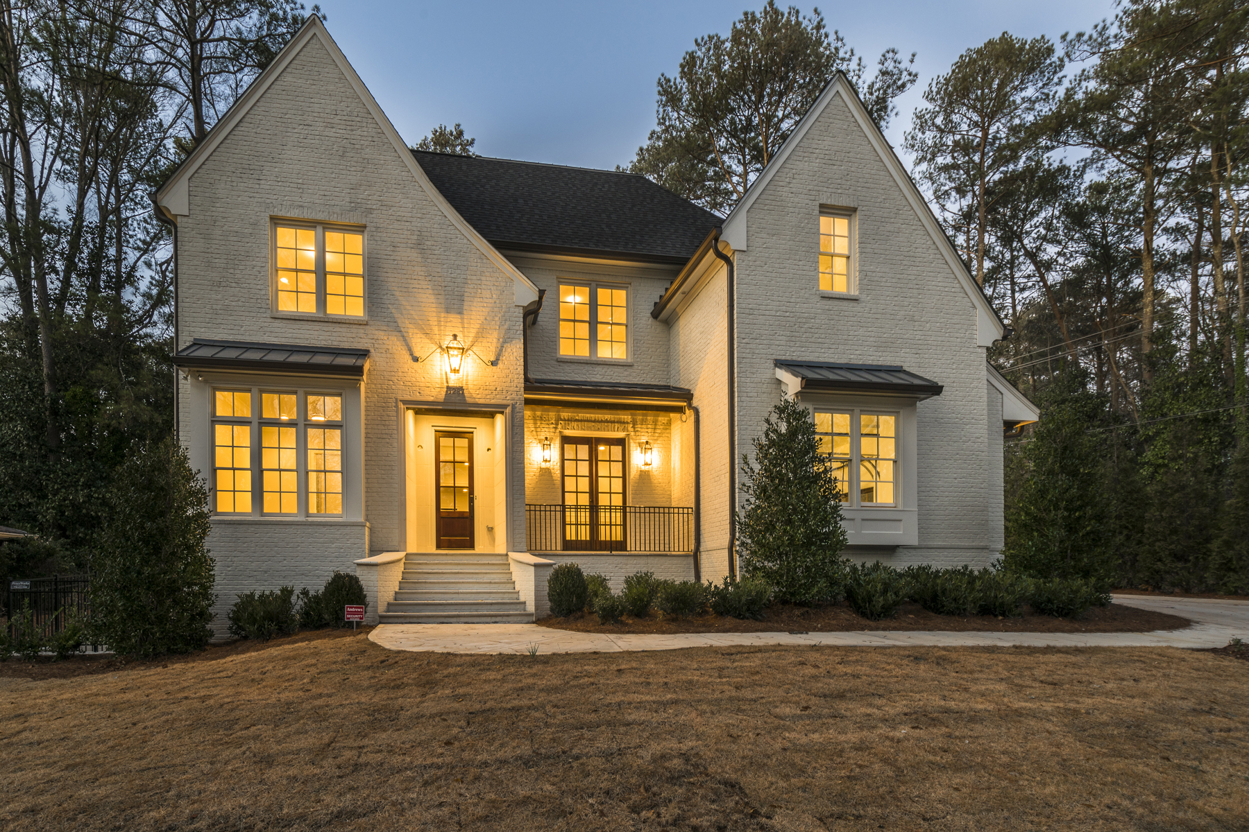 sales property at New Construction Home In Buckhead