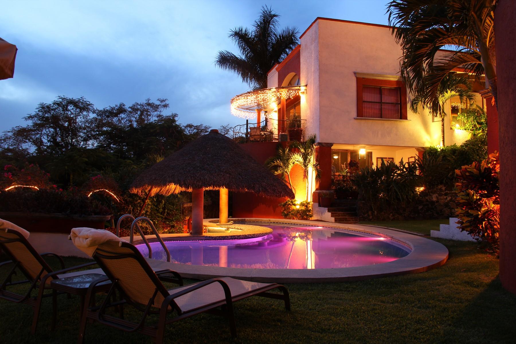 sales property at Casa Club de Golf San Gaspar at Cuernavaca