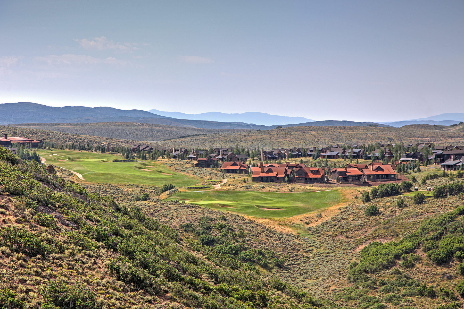 Terreno por un Venta en Best Views in Promontory 8558 N Promontory Ridge Dr Lot #2-20 Park City, Utah, 84098 Estados Unidos