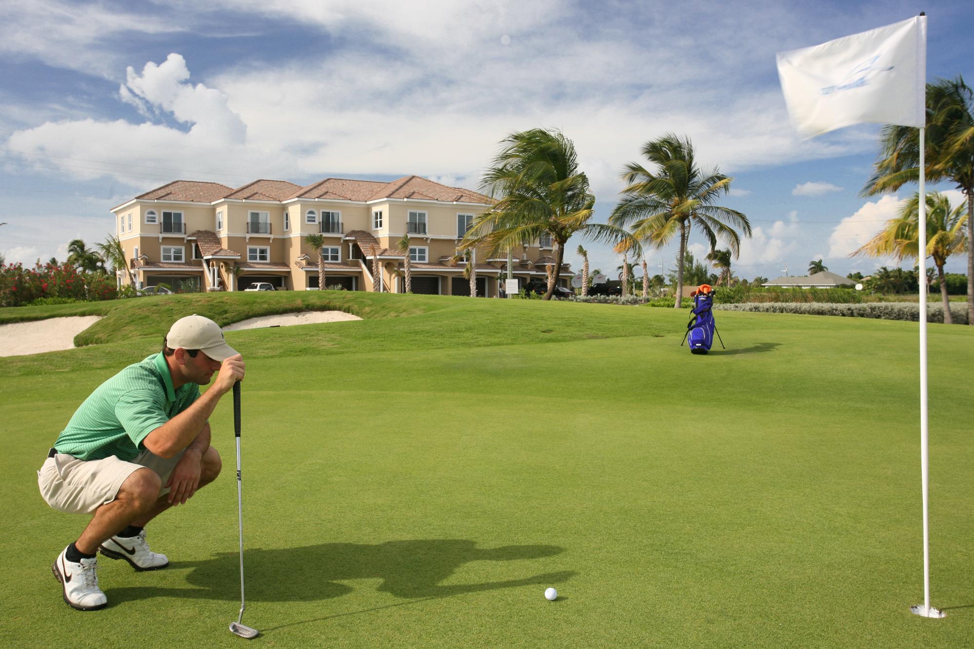 タウンハウス のために 賃貸 アット Turnberry rental property Turnberry Dr, Grand Cayman, Cayman Islands Other Grand Cayman, グランドケイマン, CAYMAN ケイマン諸島