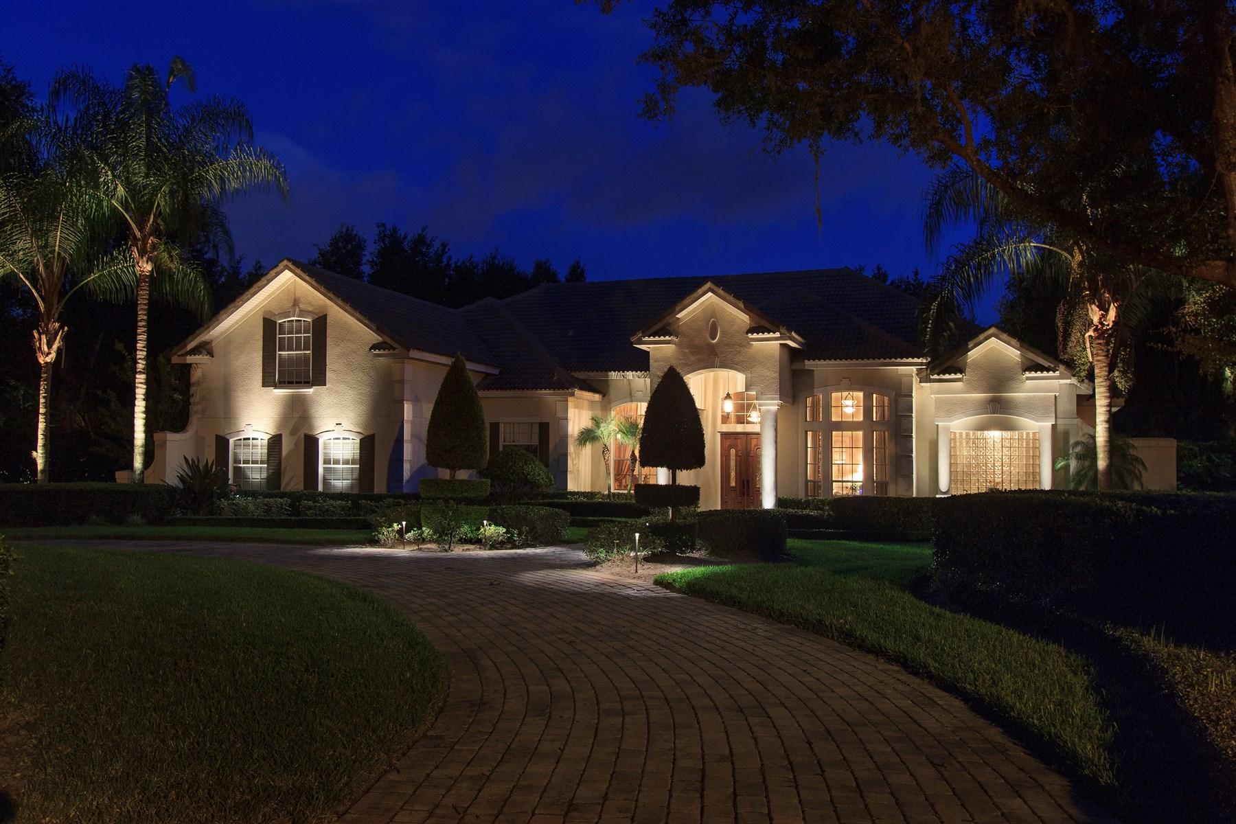 Single Family Home for Sale at Sanford, Florida 7725 Flemingwood Court Sanford, Florida 32771 United States
