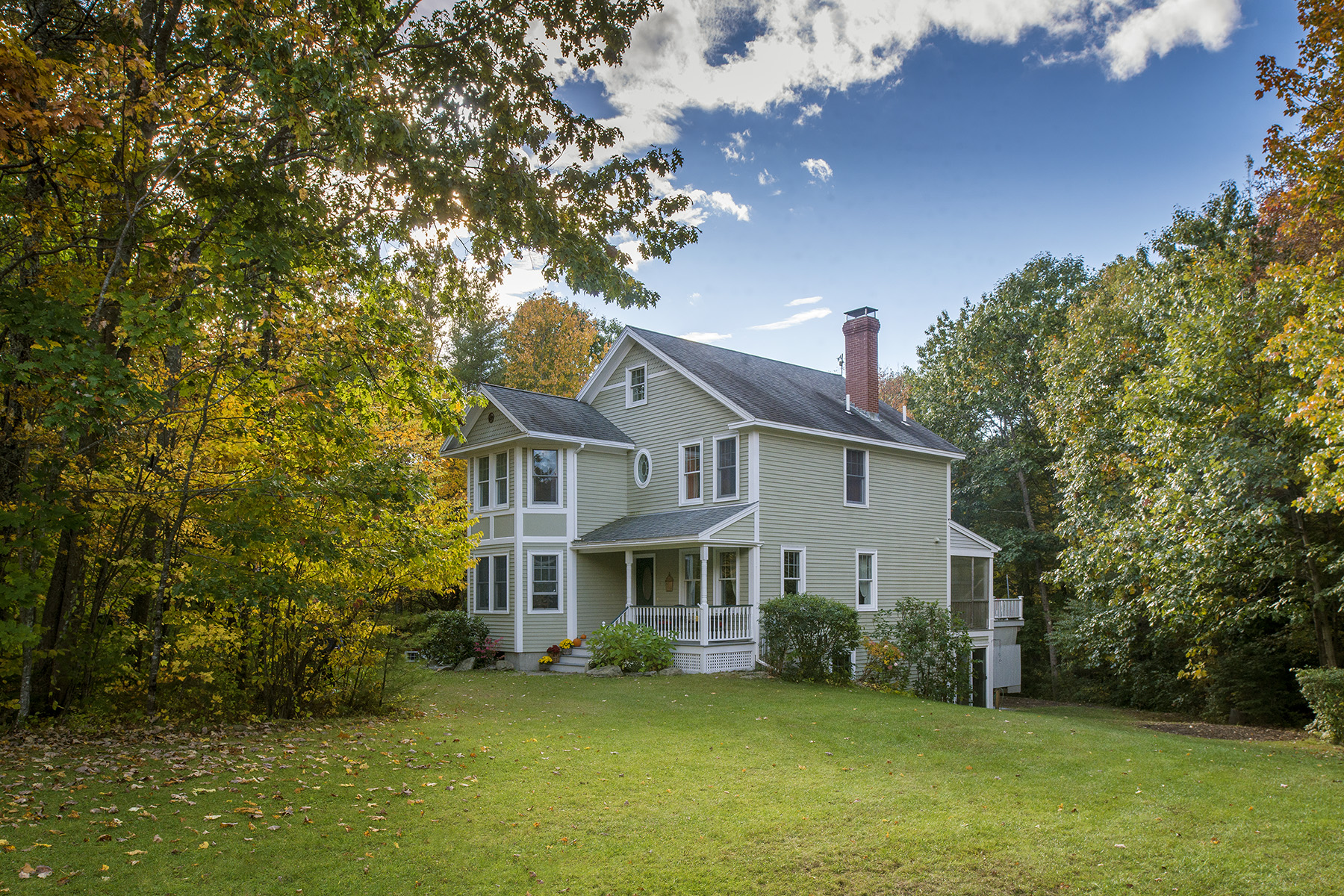 Single Family Home for Sale at 9 Stonewall Way Falmouth, Maine 04105 United States