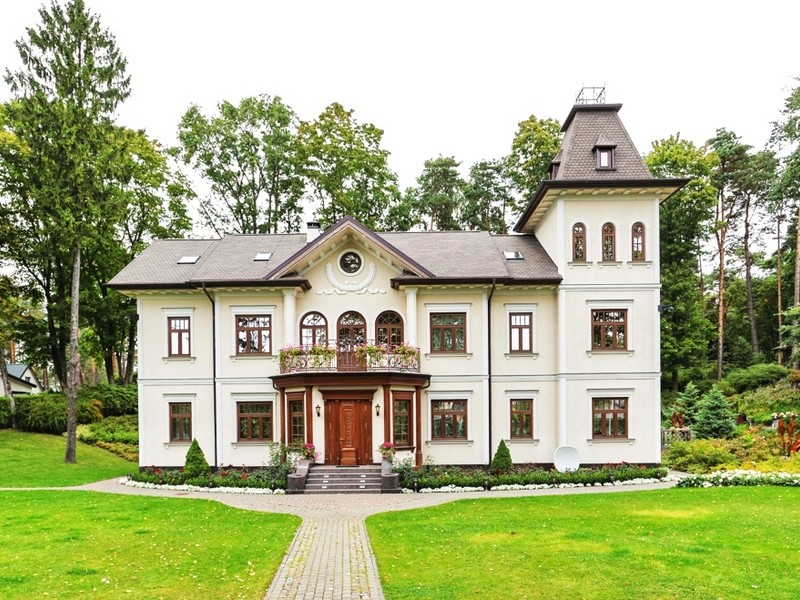sales property at Exclusive private home on the shores of the Baltic Sea in Jurmala