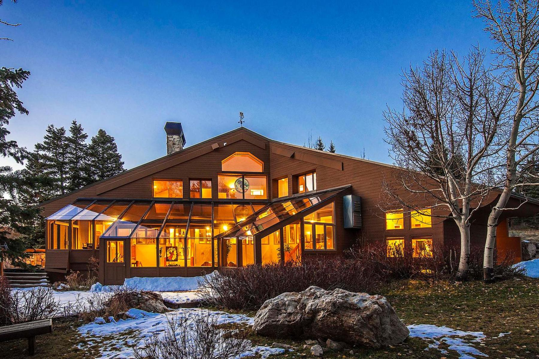 Property For Sale at Spacious Ski Home in Deer Valley