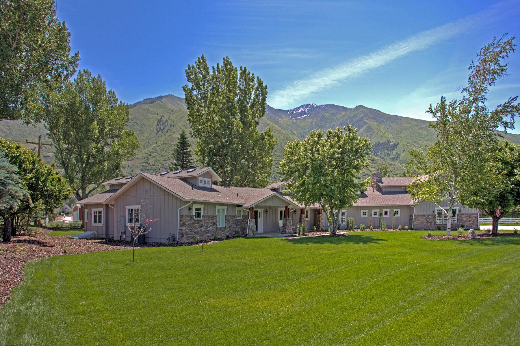 Casa para uma família para Venda às Gorgeous Rambler 1265 South 1000 East Mapleton, Utah 84664 Estados Unidos