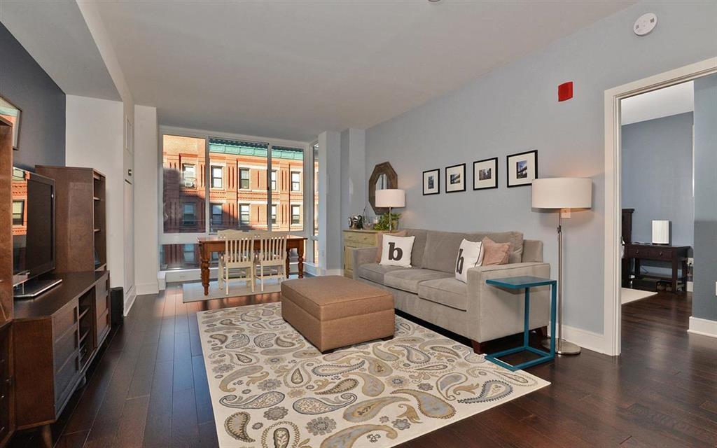 콘도미니엄 용 매매 에 Maxwell On The Hudson 1100 Maxwell Lane #423 Hoboken, 뉴저지 07030 미국