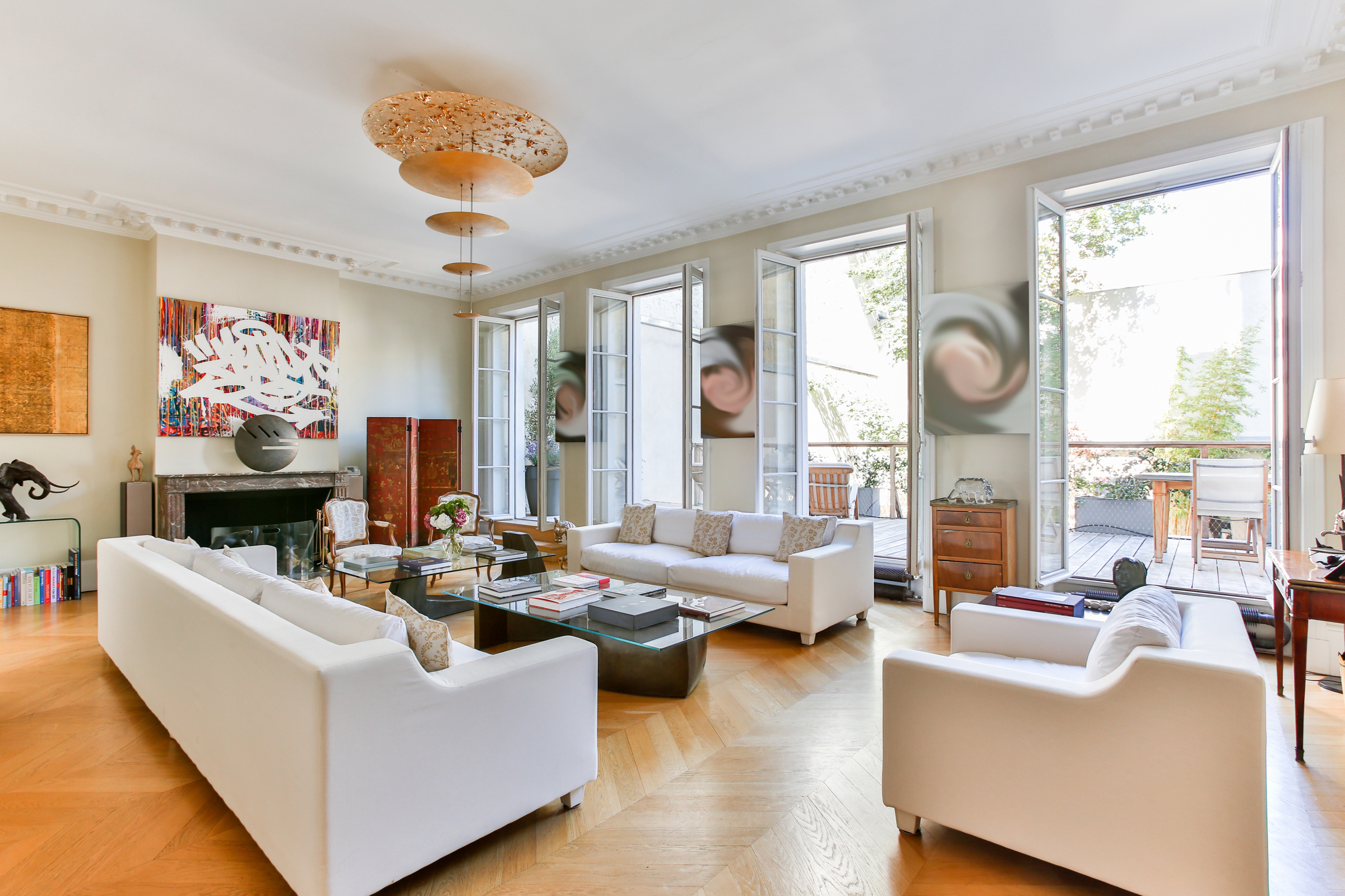 Adosado por un Venta en Private Mansion - Faubourg Saint Honore Paris, Paris 75008 Francia