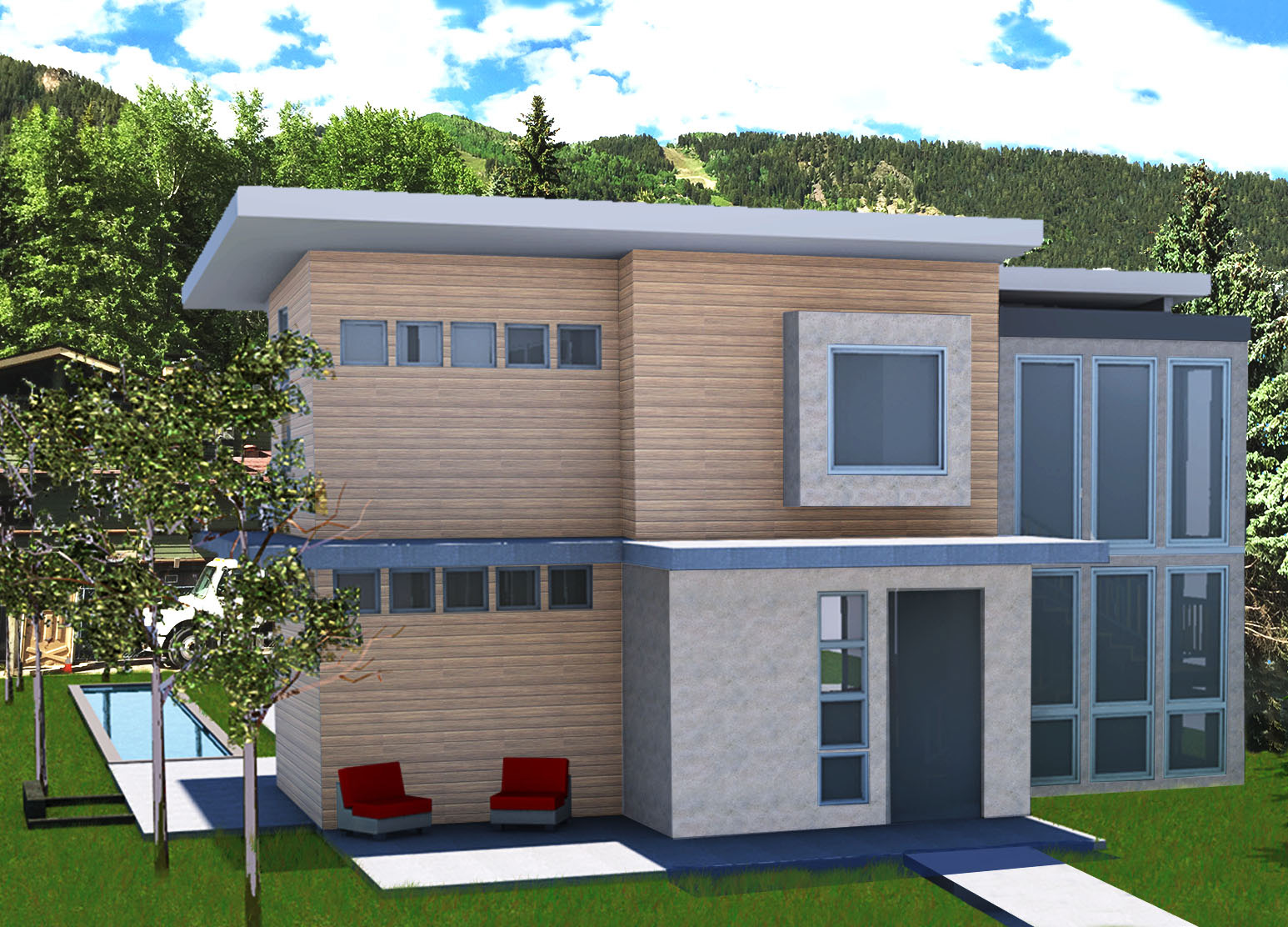 Casa para uma família para Venda às World Class Opportunity 905 E Hopkins Avenue Central Core, Aspen, Colorado 81611 Estados Unidos