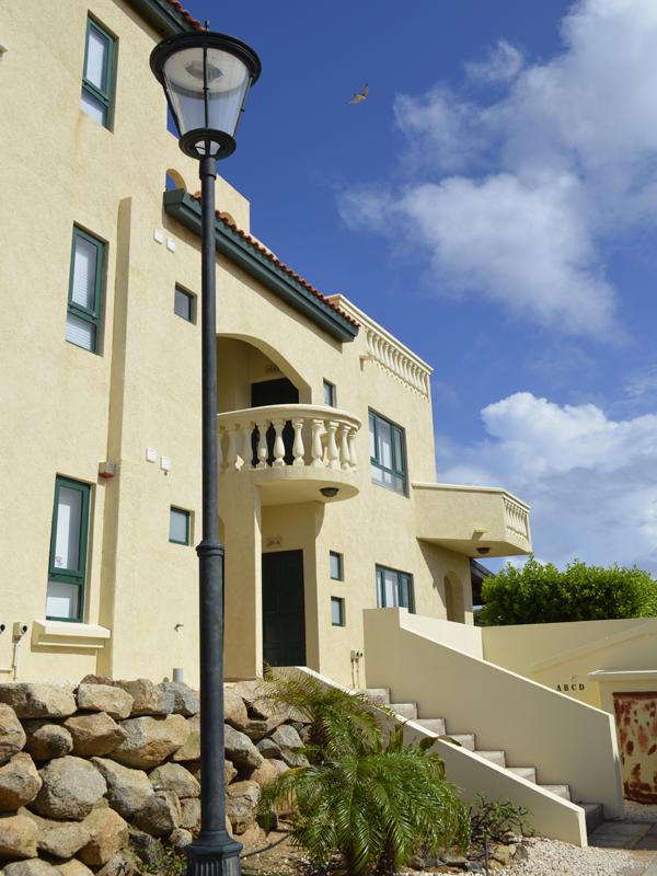 Appartement en copropriété pour l Vente à Golf and Ocean view home Malmok, Aruba