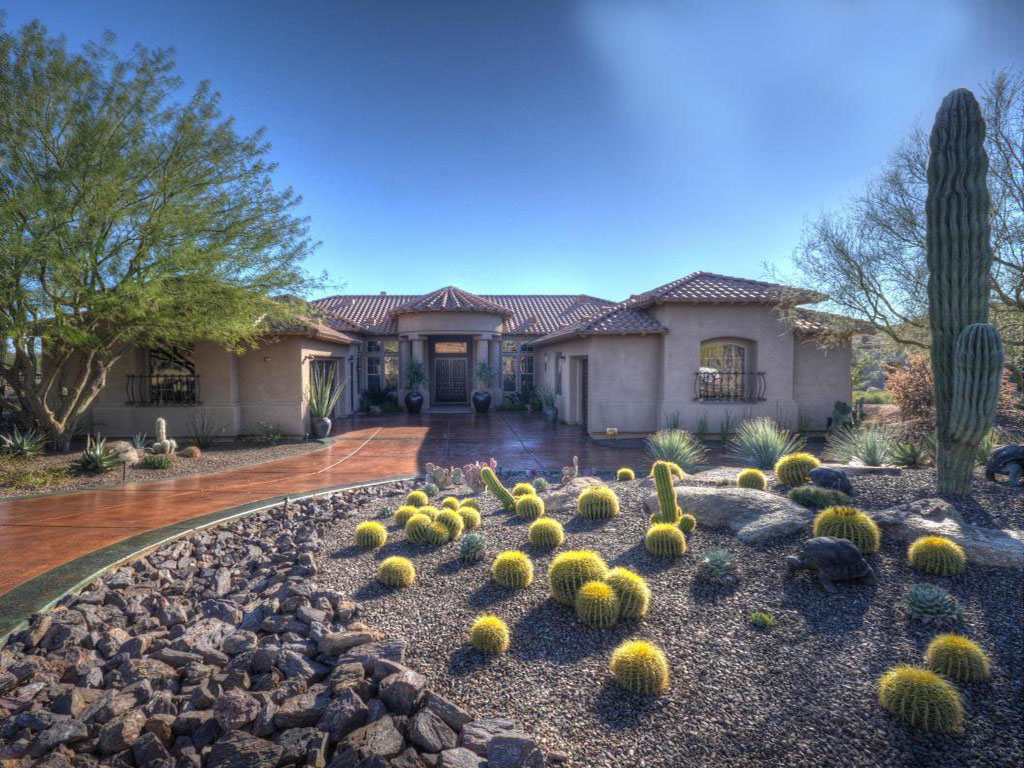 Single Family Home for Sale at Meticulously Cared for Home 8463 E PRESERVE WAY Scottsdale, Arizona 85226 United States