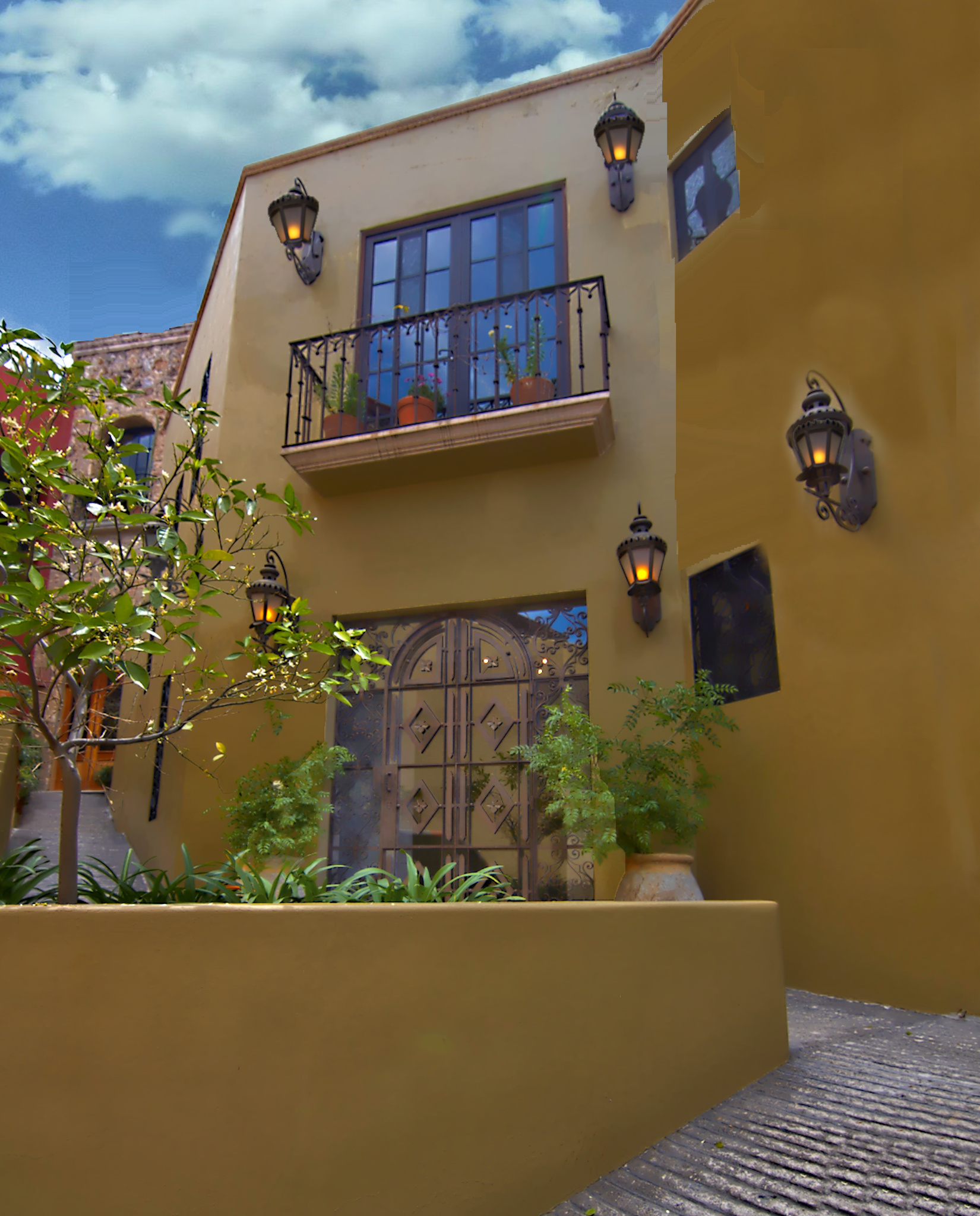 Single Family Home for Sale at CASA CHEPITO Centro, San Miguel De Allende, Guanajuato Mexico