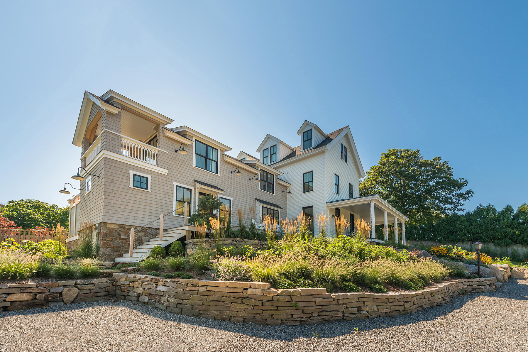 Single Family Home for Sale at Greycote 18 Wauwinnet Avenue Watch Hill Village Westerly, Rhode Island, 02891 United States