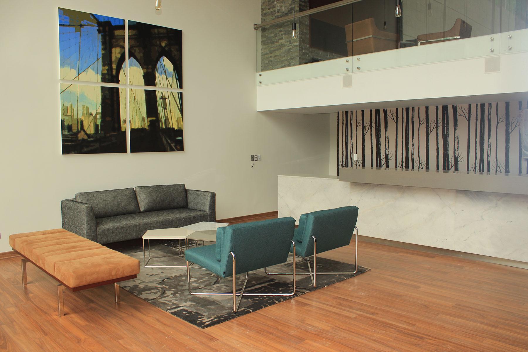 Property Of Departamento en edificio exclusivo con acabados de primera
