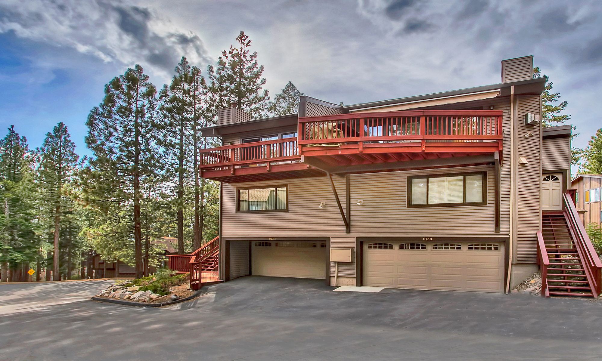 Townhouse for Sale at 103 N Rubicon Stateline, Nevada 89449 United States