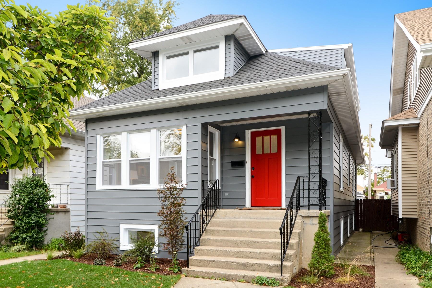 Einfamilienhaus für Verkauf beim Meticulously Rehabbed Jefferson Park Home 5336 N Lieb Avenue Chicago, Illinois, 60630 Vereinigte Staaten