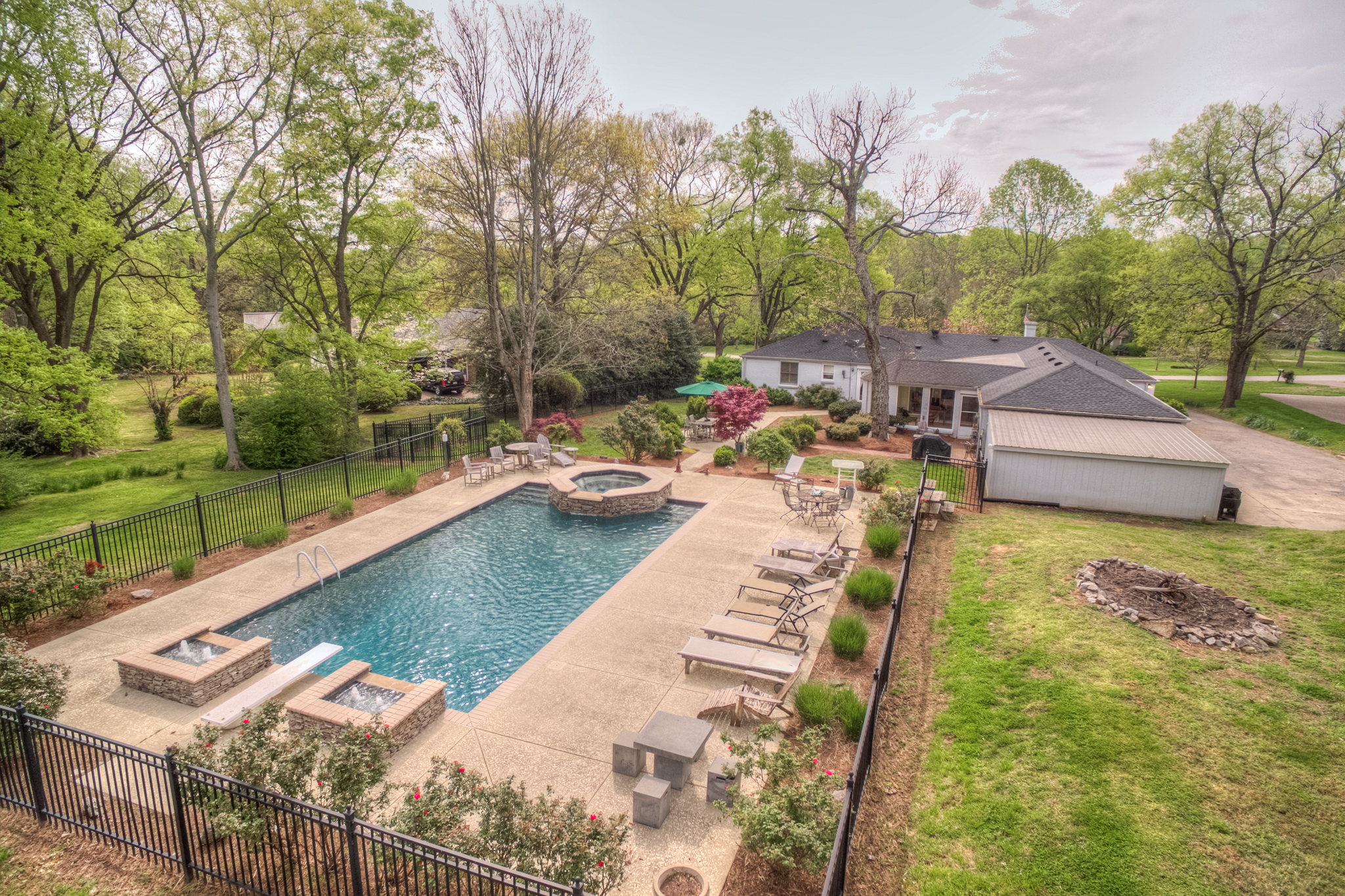 Single Family Home for Sale at Oak Hill Ranch 946 Van Leer Drive Nashville, Tennessee, 37220 United States