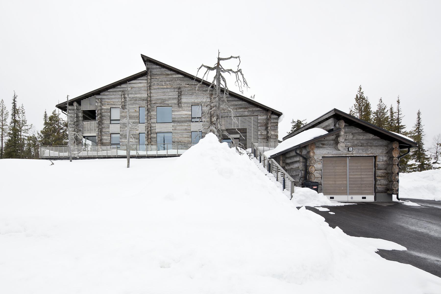 Частный односемейный дом для того Продажа на Incredible ski villa in Levi Utsunkutsu 5 Other Cities In Finland, Cities In Finland, 99130 Finland