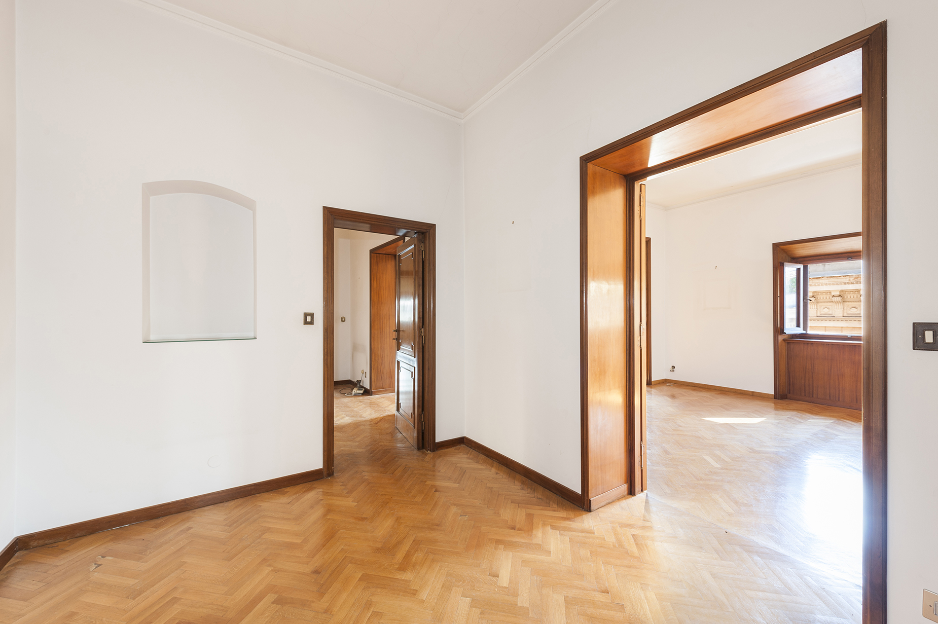 Property Of Bright apartment in the Sallustiano neighborhood