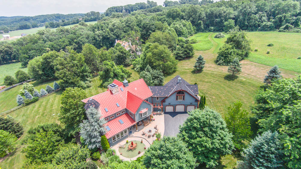 Single Family Home for Sale at Valley Lane 1712 Valley Lane Chester Springs, Pennsylvania 19425 United States