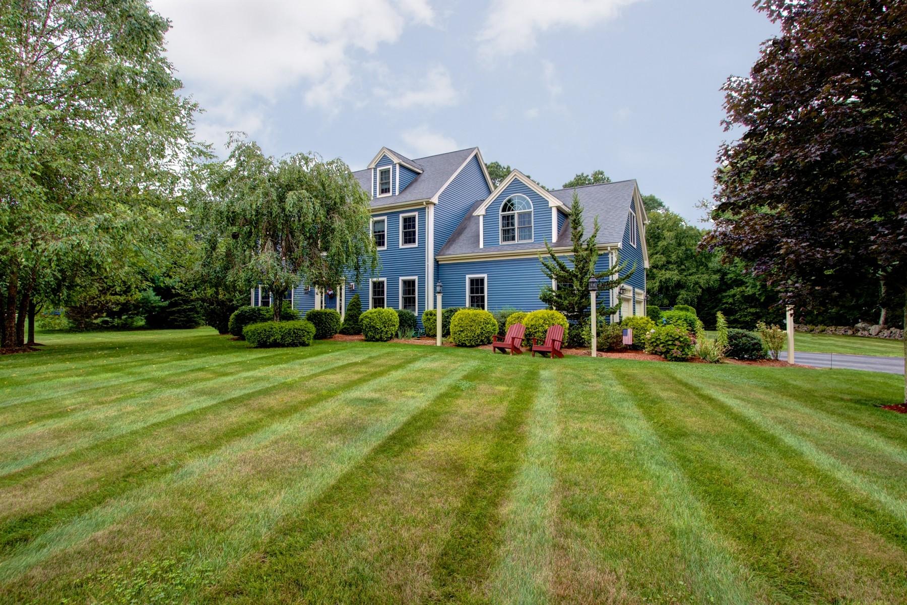 Property For Sale at Rose Creek Custom Built Colonial