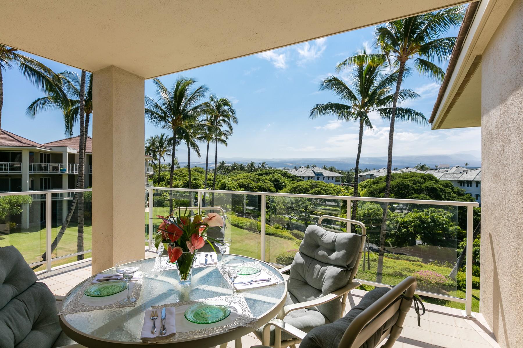 Maison accolée pour l Vente à Vista Waikoloa 69-1010 Keana Pl D303 Waikoloa, Hawaii, 96738 États-Unis