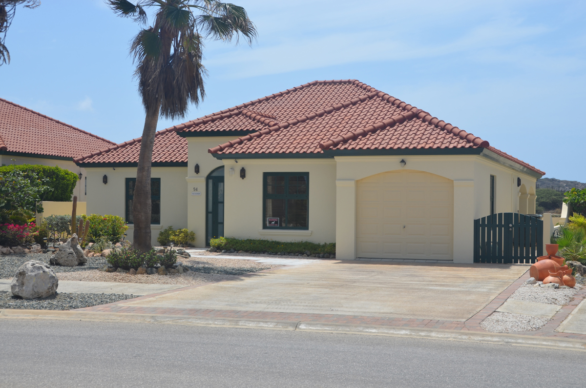 Single Family Home for Sale at Poinciana Villa Malmok, Aruba Aruba