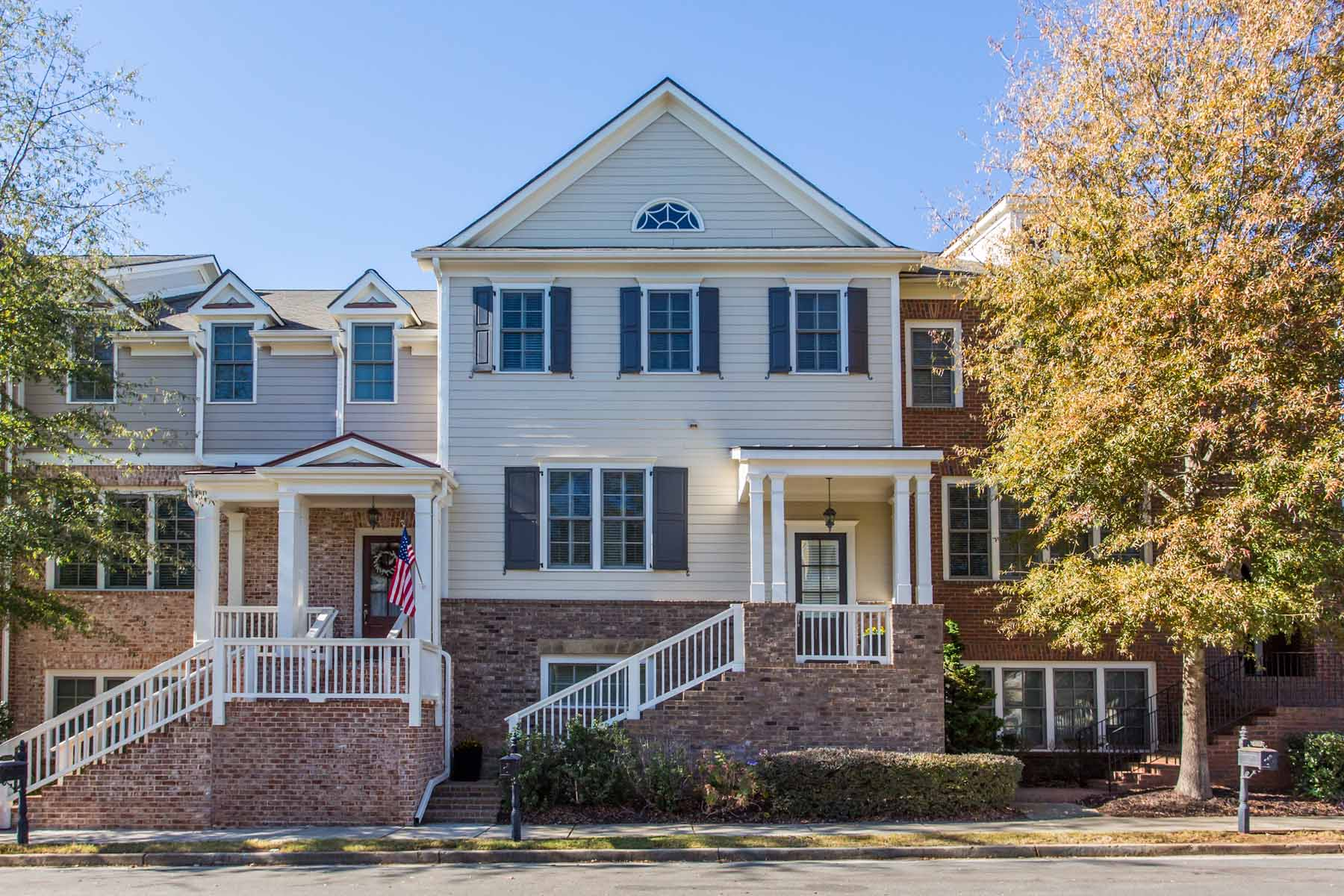 sales property at Amazing Townhome in Walkable Community of Crabapple
