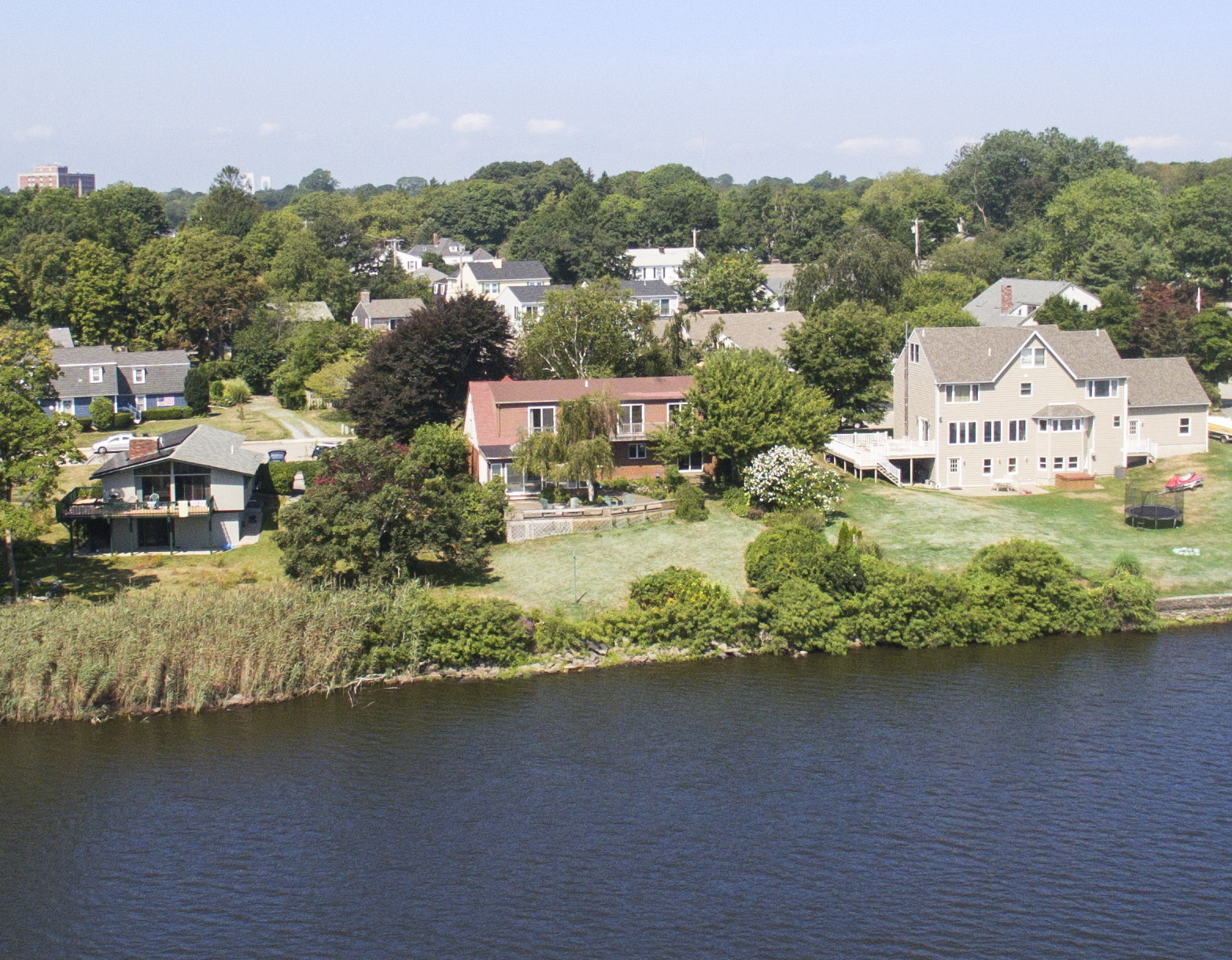 Single Family Home for Sale at Easton's Pond Views 30 Friends Drive Newport, Rhode Island 02840 United States