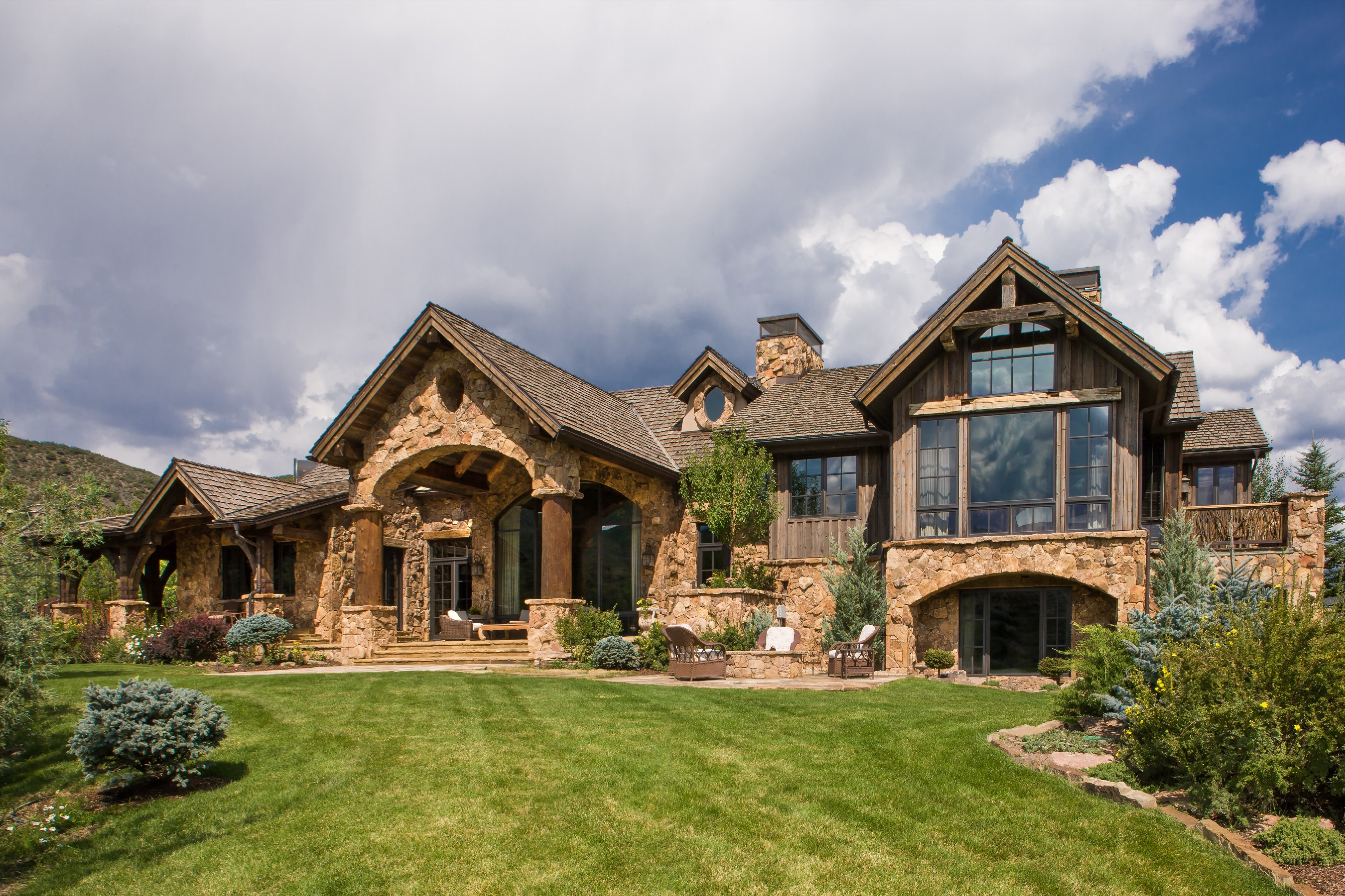 Maison unifamiliale pour l Vente à Simply Perfect 780 Pioneer Springs Road Snowmass Village, Colorado, 81615 États-Unis