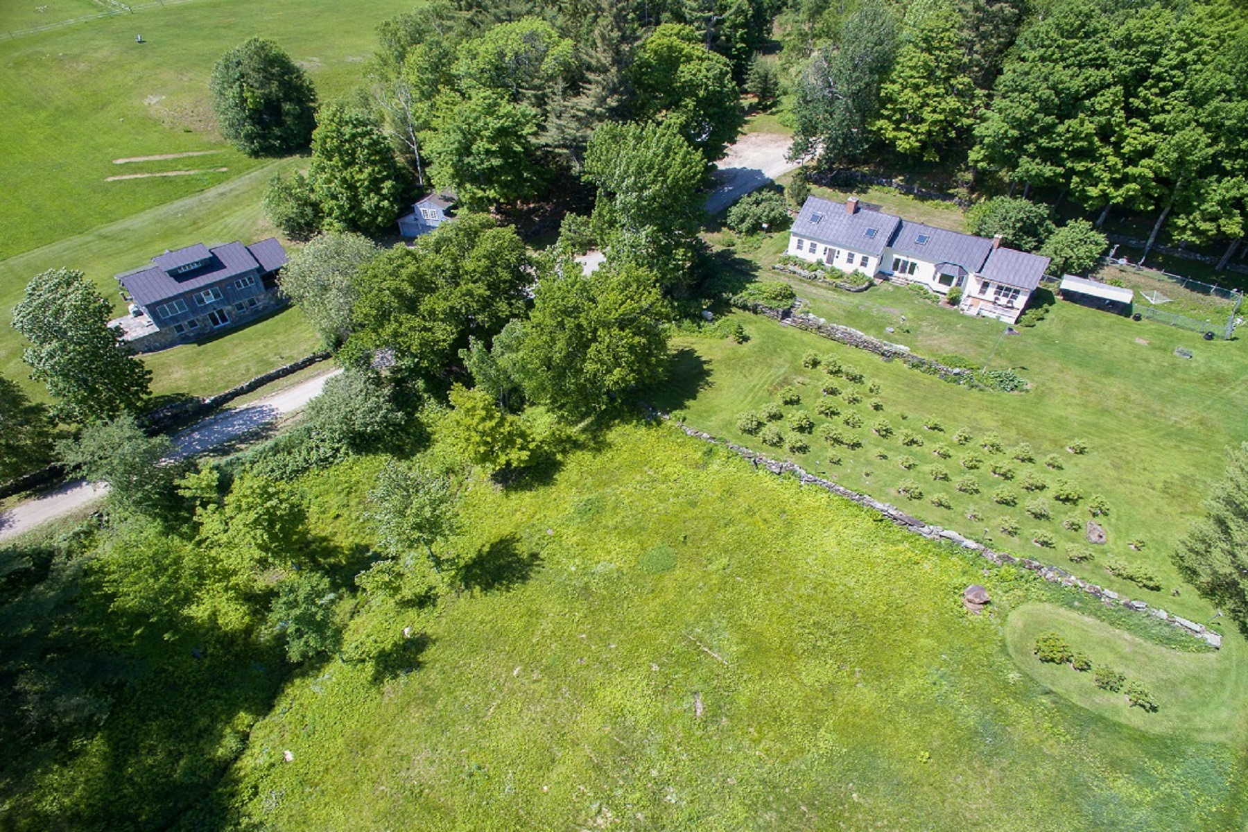 Additional photo for property listing at Exceptional Country Compound 145 South Puckerbrush Road Reading, Vermont 05062 United States
