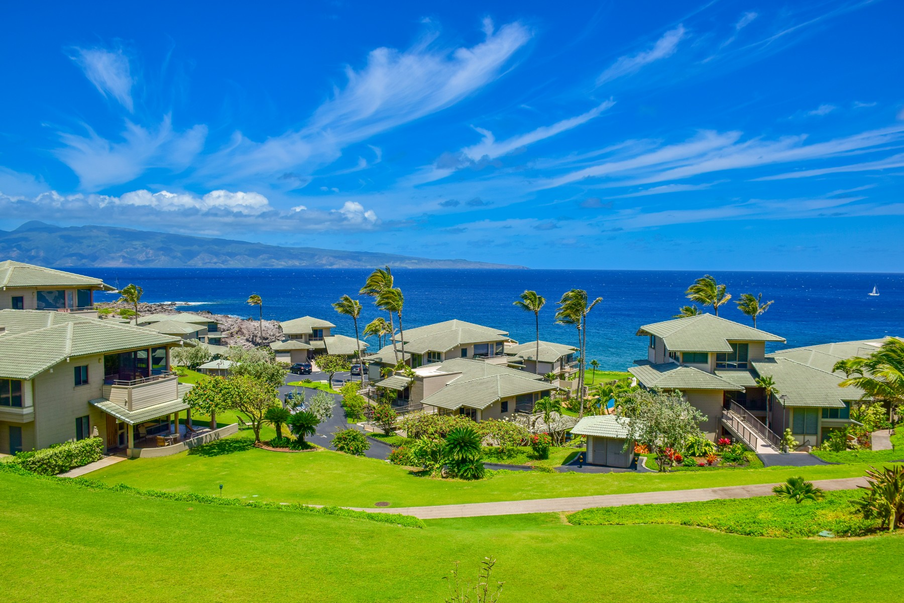 Condominium for Sale at Renovated oceanview villa in Kapalua, Maui 500 Bay Drive, Kapalua Bay Villa 14B1 Kapalua, Hawaii 96761 United States