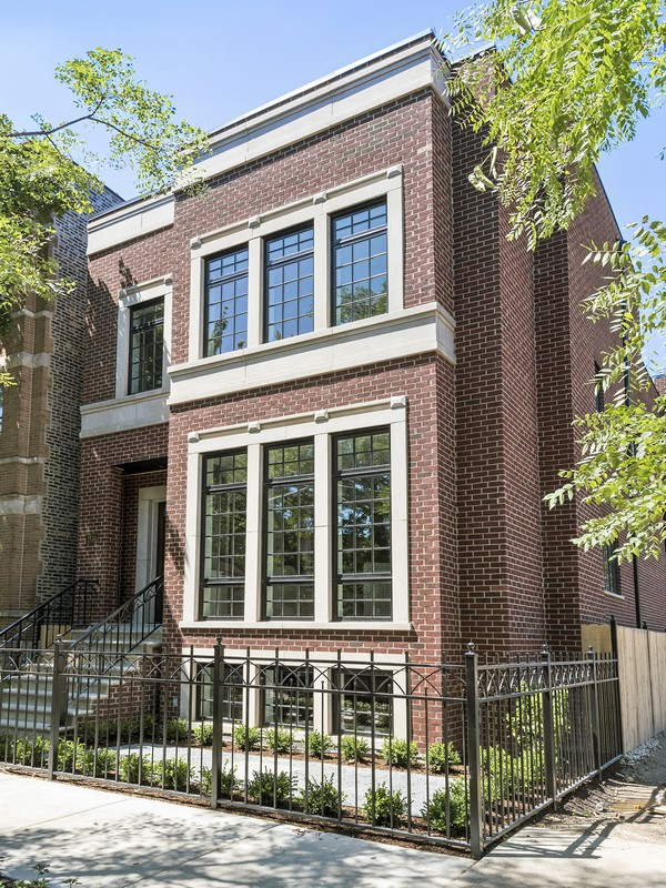 Villa per Vendita alle ore Custom Luxurious Single Family Home 1930 N Kenmore Avenue Lincoln Park, Chicago, Illinois 60614 Stati Uniti