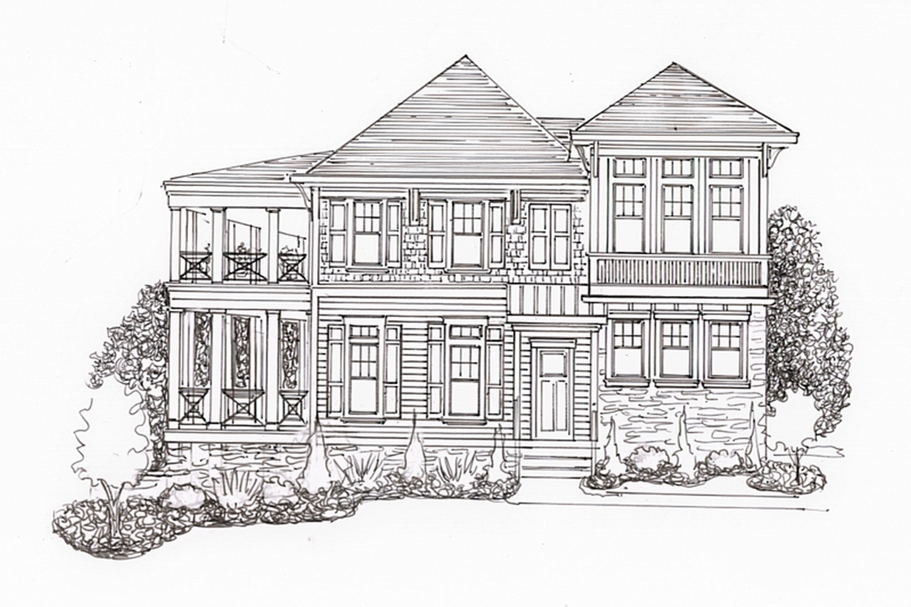 Single Family Home for Sale at 8222 Spring Glade Place (New Construction to be Built) Prospect, Kentucky 40059 United States