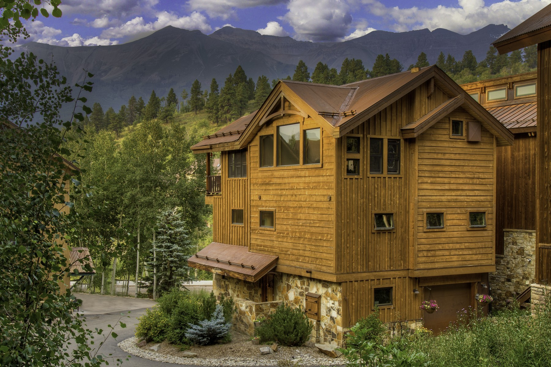 Single Family Home for Sale at 14 Spring Creek Drive Telluride, Colorado 81435 United States
