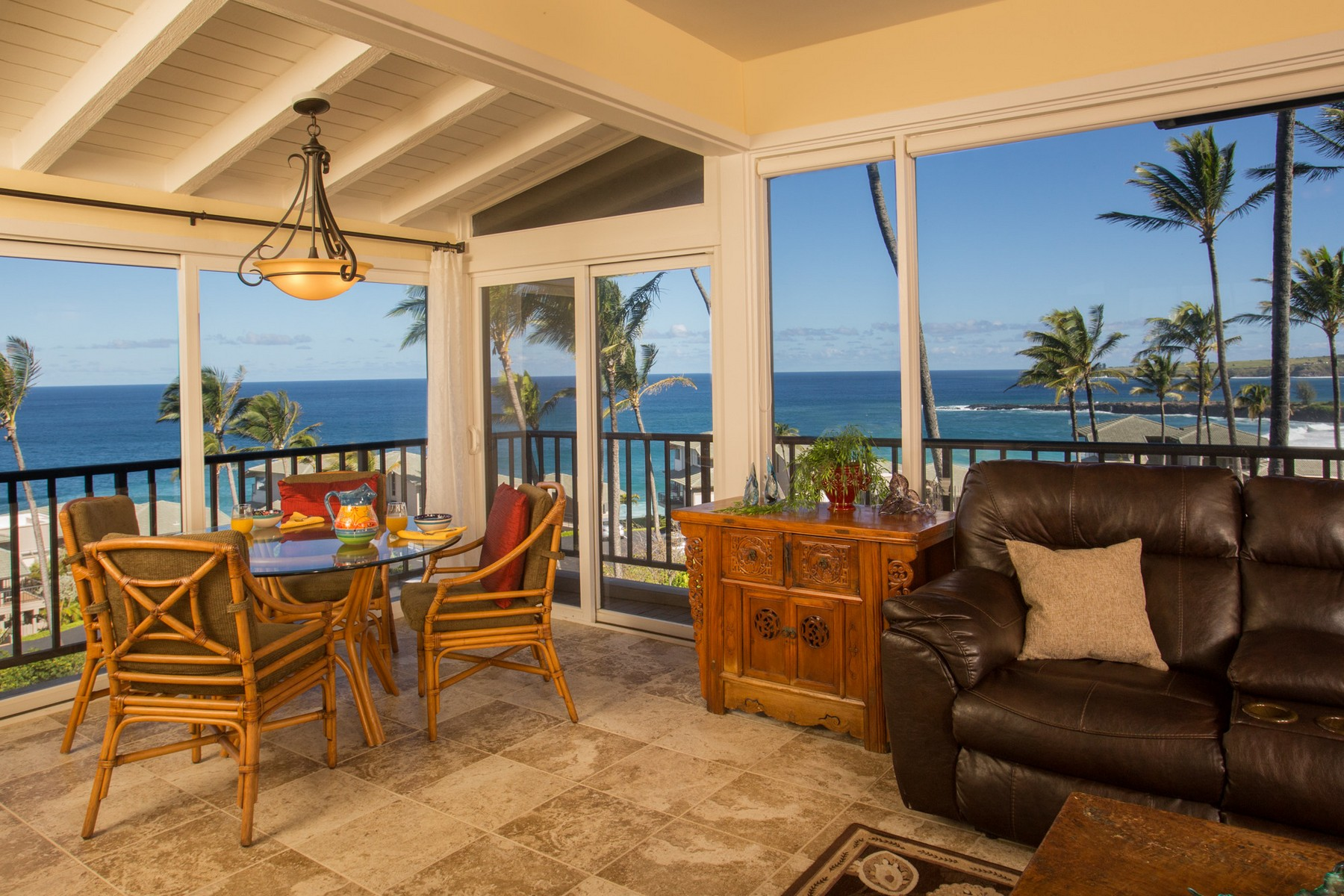 콘도미니엄 용 매매 에 Extraordinary Kapalua Townhome with Inspiring Views 500 Bay Drive, Kapalua Bay Villa 15B3 Kapalua, 하와이, 96761 미국