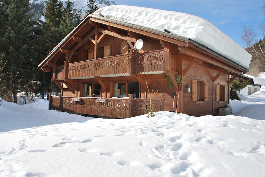 Property For Sale at chalet argentiere