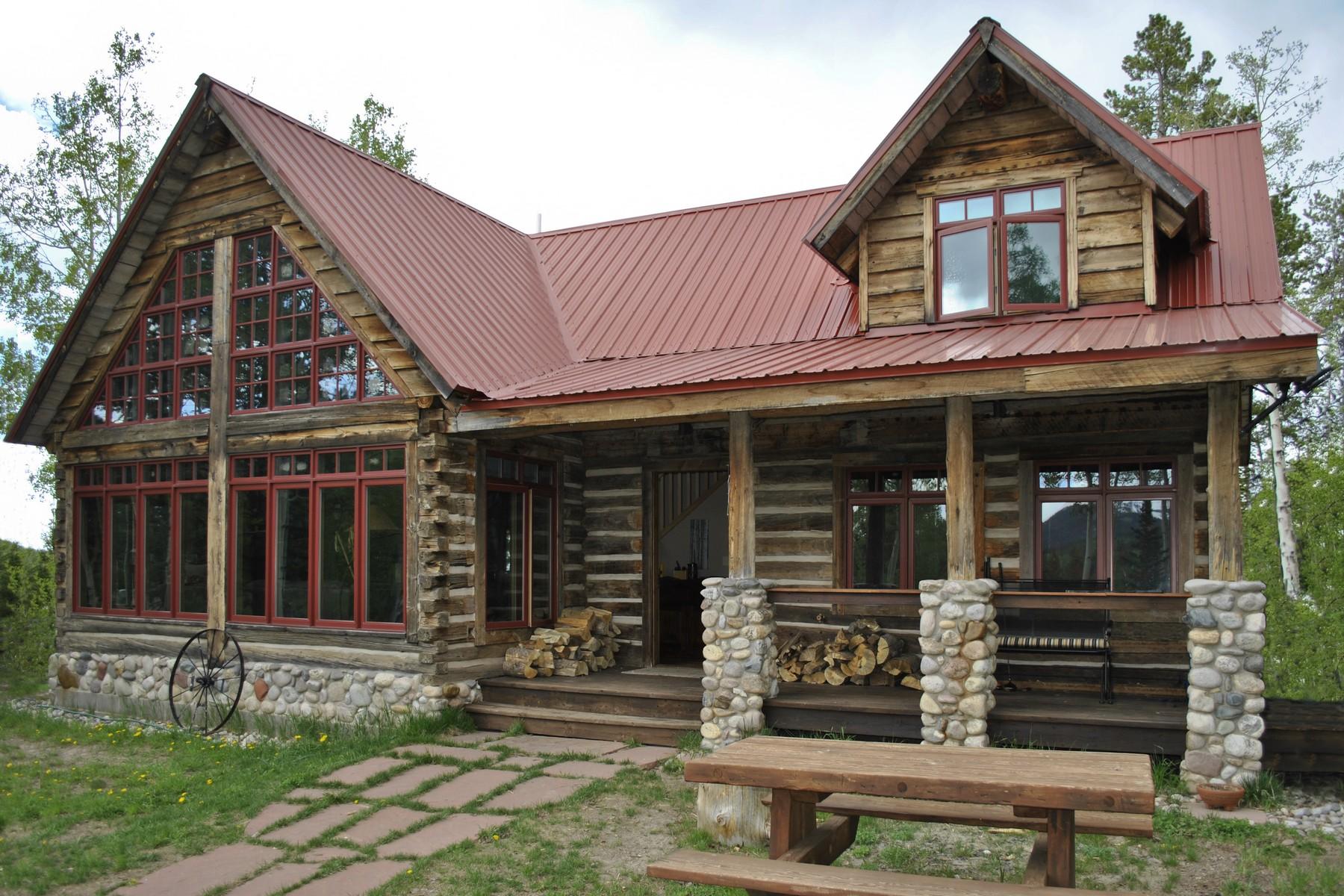 Landgut / Bauernhof / Plantage für Verkauf beim Stagestop Ranch at Five Pines Mesa 8925 Bearpaw Trail Yampa, Colorado 80483 Vereinigte Staaten