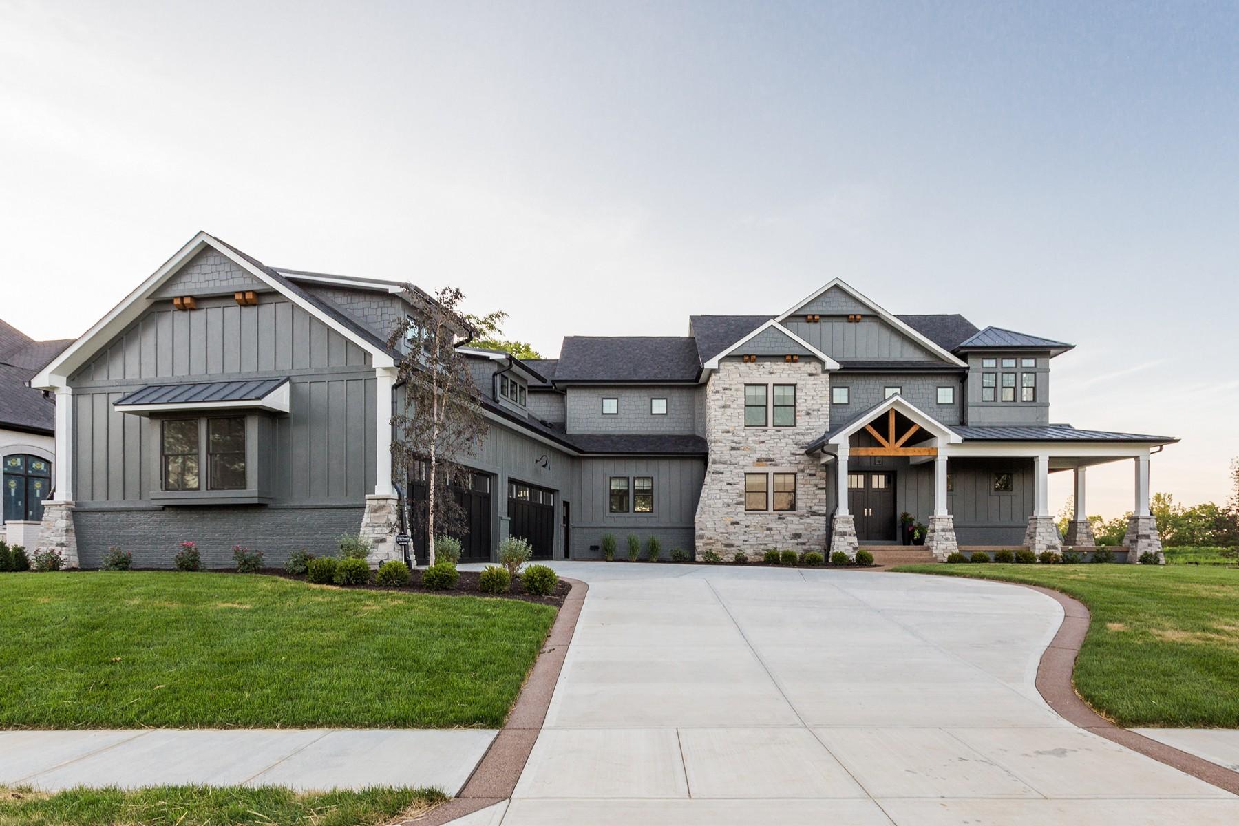 独户住宅 为 销售 在 2016 Peoples Choice Home-A-Rama 996 Chatham Hills Boulevard 韦斯特菲尔德, 印第安纳州, 46074 美国